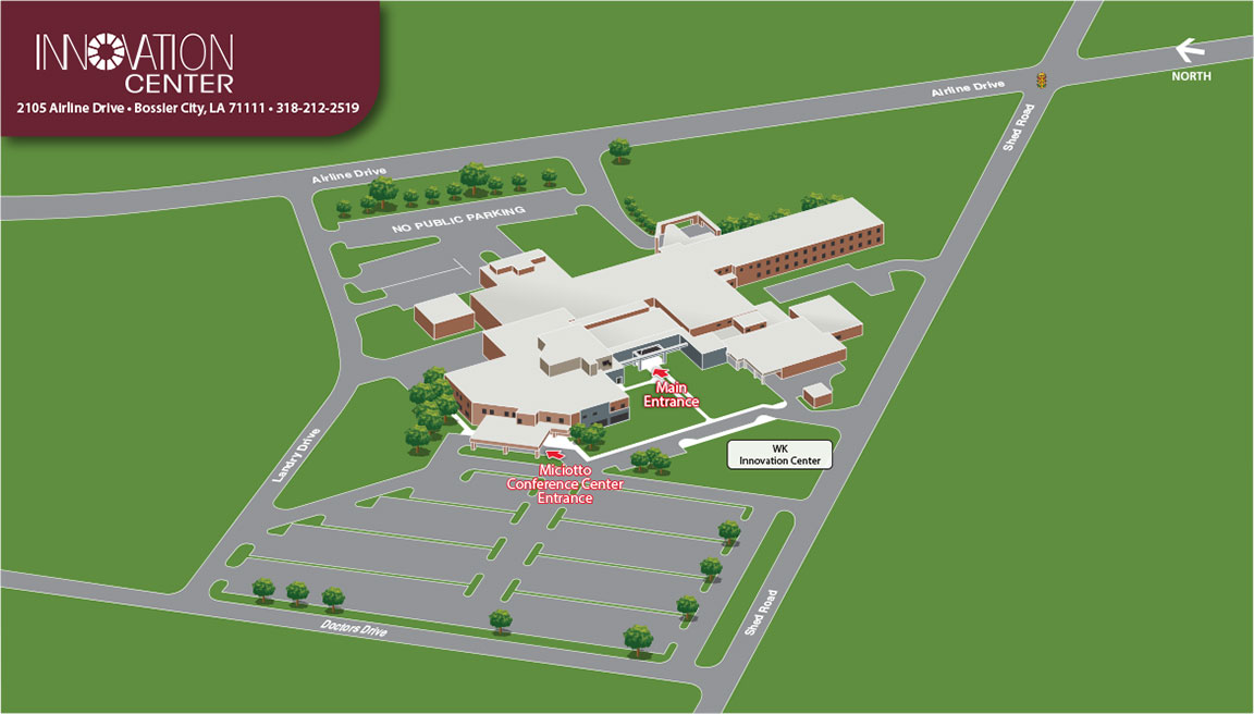 WK Innovation Center Map