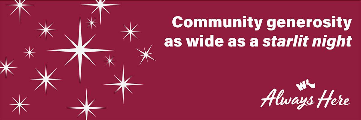Community-Support-Stars
