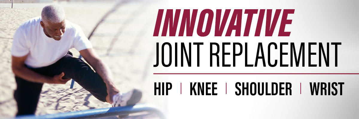 Joint Replacement Innovation