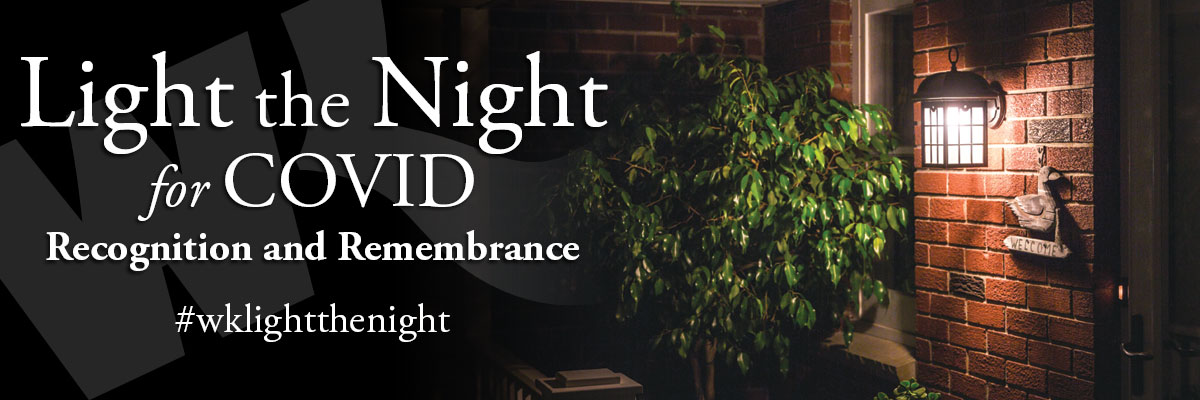 Light The Night for COVID