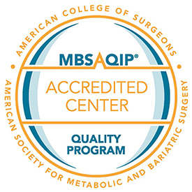 MBSAQIP Accredited