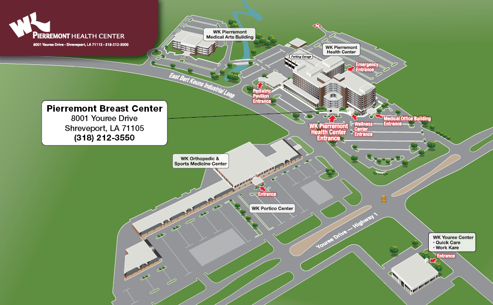 Pierremont Breast Center