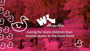 Caring-Mother-Ducks
